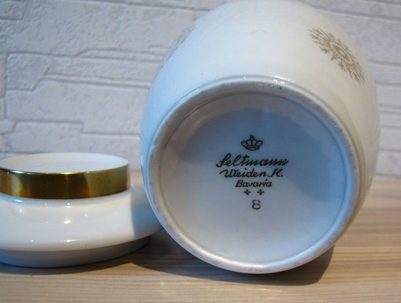 Weiden bavaria porcelain