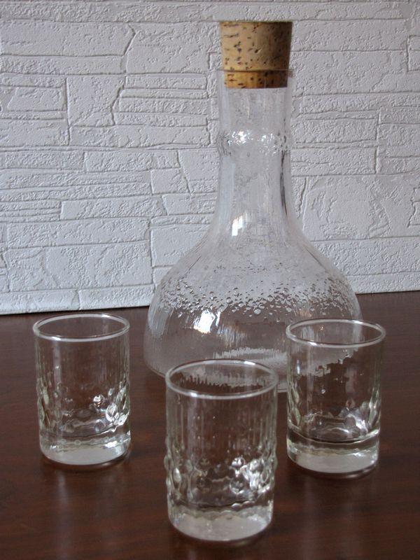 Iittala Niva Shot Glass Tapio Wirkkala Fourseasons Fi