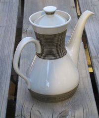 Rörstrand ENTRE coffee pot, designed by Carl-Harry Stålhane