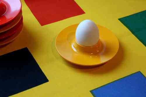 Mepal ROSTI yellow eggcup