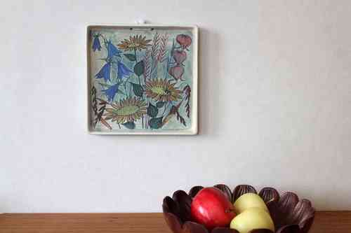 Wall plaque by KUPITTAAN SAVI Ltd.