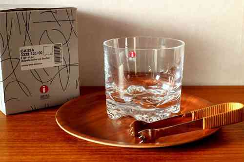GAISSA ice bucket with original box, Tapio Wirkkala