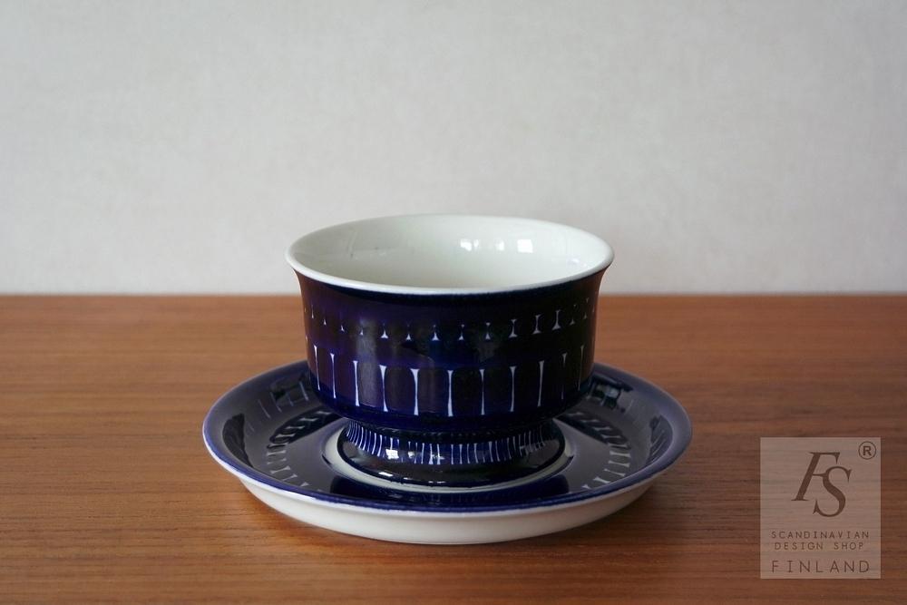 Arabia valencia teekuppi ja asetti ulla procop for Cream valencia fotos