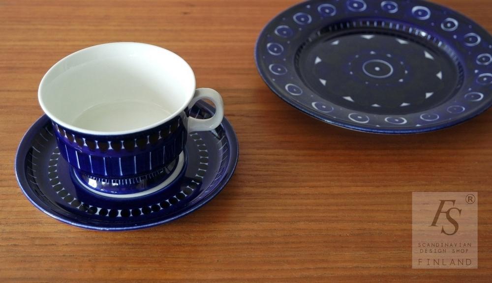 ... Arabia VALENCIA teacup and saucer Ulla Procopé ... & Arabia VALENCIA teacup and saucer Ulla Procopé - FourSeasons.fi