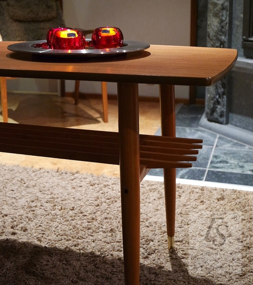 Mid Century Modern Style Coffee Table