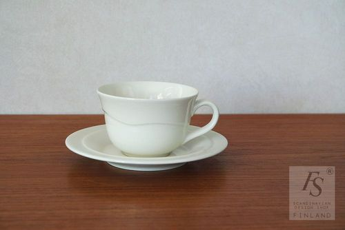 Arabia TUULI coffee cup and saucer