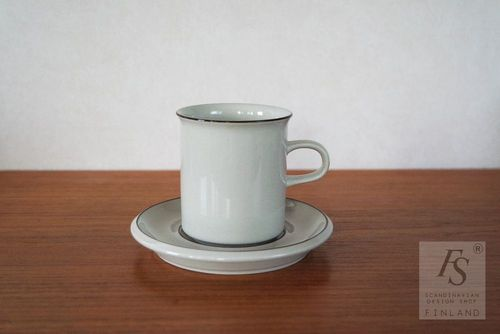 Arabia FENNICA coffee cup and saucer