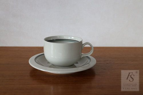 Arabia AIRISTO teacup and saucer