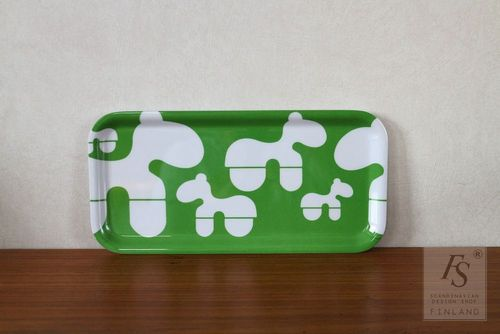 PONY tray by Eero Aarnio