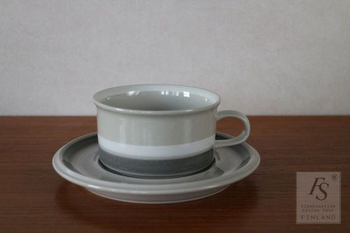 Arabia SALLA teacup and saucer