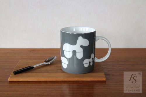 PONY mug by Eero Aarnio