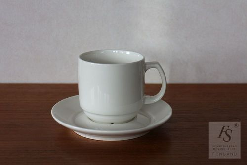 Arabia SAVOIE teacup and saucer