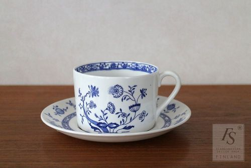 Gustavsberg DRESDEN teacup and saucer