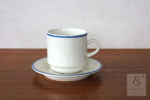 Arabia FORTE cup and saucer