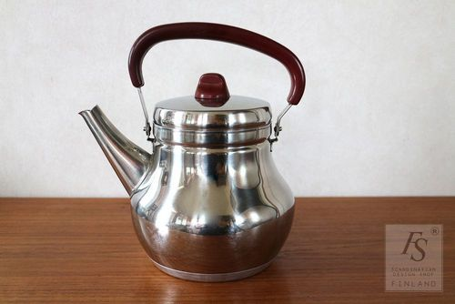 OPA stainless steel coffee pot, 1,5 Ltr