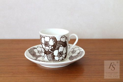 Gustavsberg EMMA coffee cup and saucer