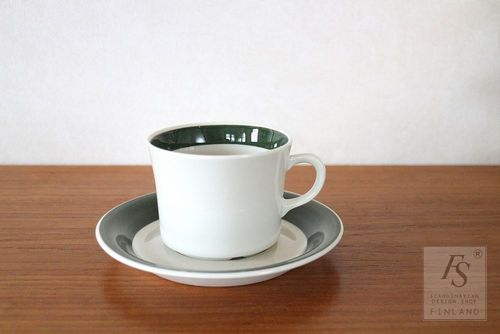 Arabia INARI teacup and saucer