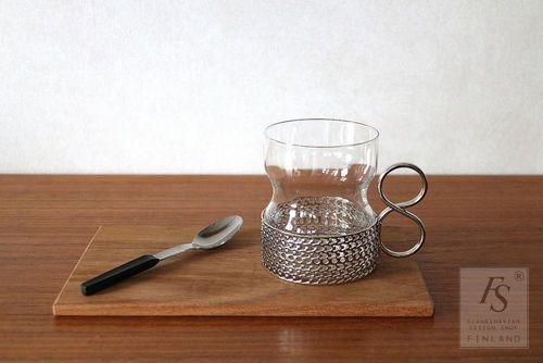 Iittala TSAIKKA tea glass