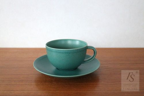 Arabia 24h coffee cup and saucer