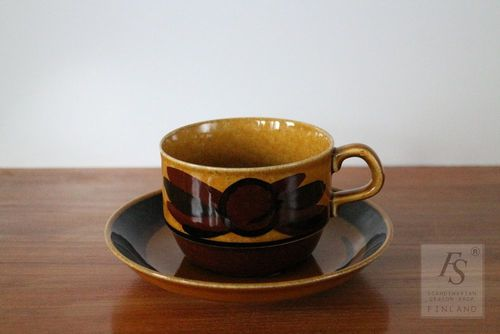 Rörstrand TUNA teacup and saucer