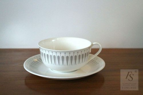 Gustavsberg DINETT teacup and saucer