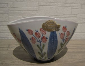 Art pottery bowl, designed by Olof Larsson for Laholm / Swerige\\n\\n31.8.2013 22.35